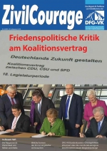 ZC 2013-5 Titel: Friedenspolitische Kritik am Koalitionsvertrag