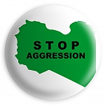 5408_Libyen - Stopp Aggression